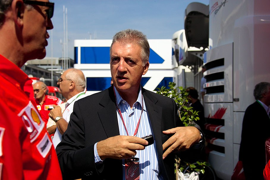 Piero Lardi Ferrari The Son Of Enzo Ferrari Archives Rainer W Schlegelmilch