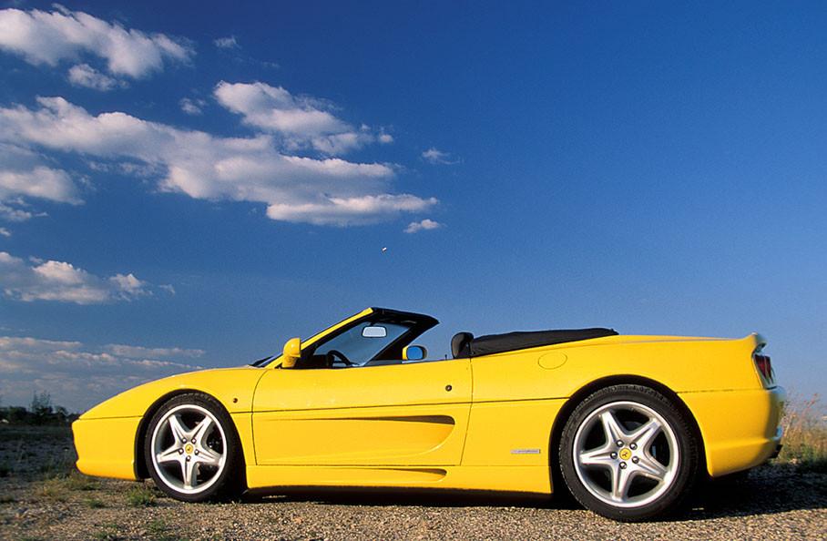 Ferrari Chassis 102080 Archives Rainer W Schlegelmilch
