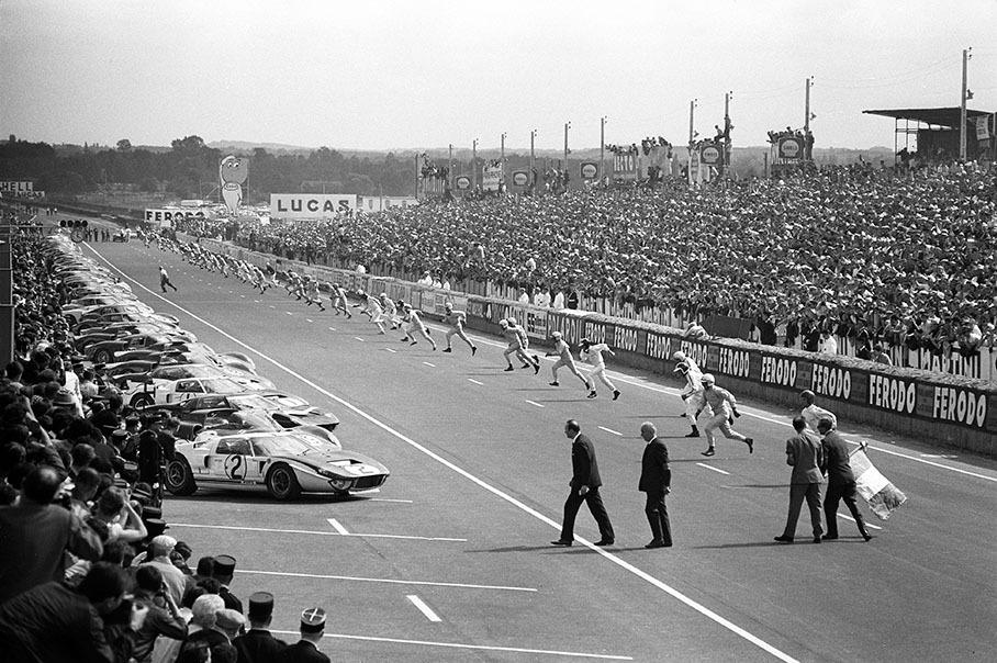 The 60s motor racing